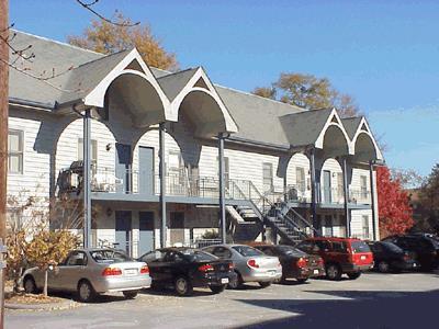 Thomaston Parc Apartment In Auburn Al